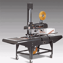 Semi Automatic Case Sealer