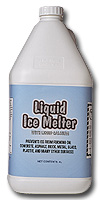 Liquid Ice Melter - With Liquid Calcium