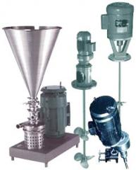 Processing equipment CIP systems