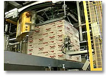 Stretch wrapping systems