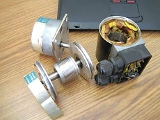 Small specialty motors