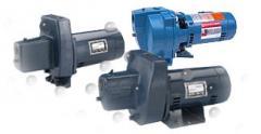 Shallow well jet pumps/convertible pumps