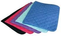Multi-needle quilted Pads and Blankets