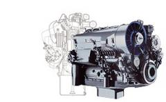 The genset engine 913
