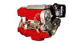 The genset engine D914