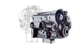 Marine engine 913 34 - 177 BHP