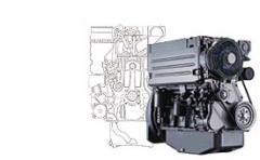 Genset engine D2011