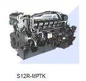 Diesel engines Mitsubishi