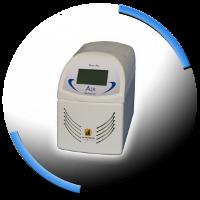Mini laboratory air compressor station