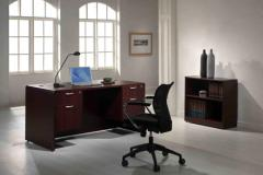 Double Pedestal Office Alpha Collection