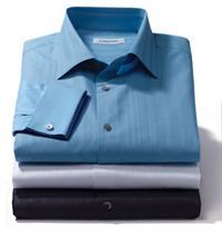 Men's CK Tonal Dress Shirt