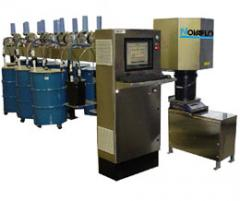Automated liquid batch blending N20