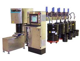 Automated liquid batch blending N30