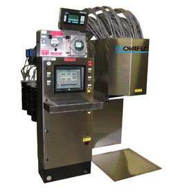 Automated liquid batch blending N40