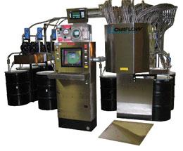 Automated liquid batch blending N50