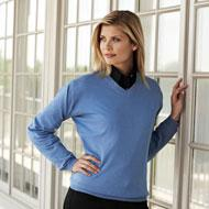 W-Frederick V-Neck Sweater