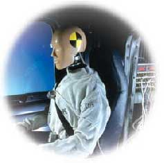 Nylon, polyester seat belt webbing for cars,