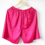 Silk shorts. Model 418-003