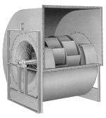 Double-width acoustafoil fans