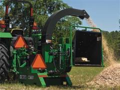 Máquinas y equipamiento de cosecha y
