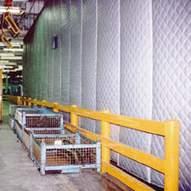 Industrial noise enclosures