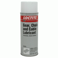 Gear, Chain and Cable Lubricant