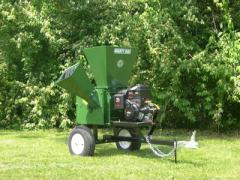 Chipper and Shredders MacKissic 12.0 HP