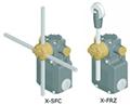 Position limit switches X-FSC & X-FRZ series