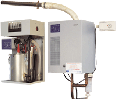 Low capacity resistive steam humidifier