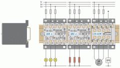 Miniature contactor