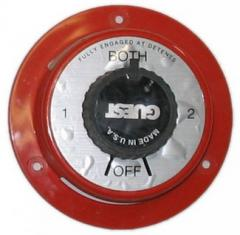 Guest Battery Selector Switch