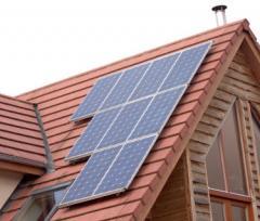 Systèmes électriques solaires