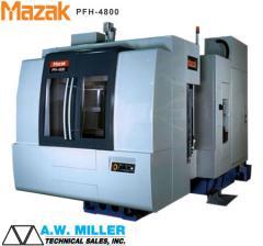 Advanced Horizontal Machining Centers, Mazak