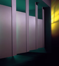 Cabines de toilette