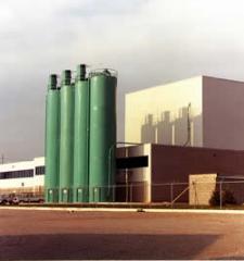 Storage bins & silos