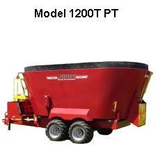 Pull type model 1200T PT