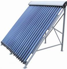 Heat Pipe Solar Collector Panel