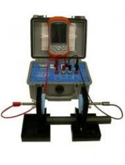 Sample core ip tester