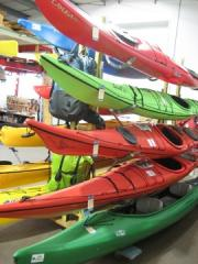 Kayaks of Different Types