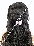 Hair clips 3d style