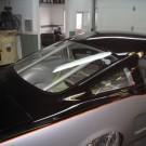Transportation vehicles custom curved glass