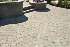 Matrix decorative tiles