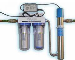 Water treatment system sys250