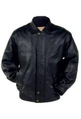 Men's Leather Jackets - Bombers