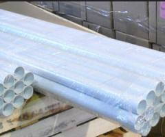 Central Vacuum Pipes