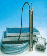 Submersible Solar Pumps