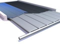 Réchauffeurs d'eau solaire