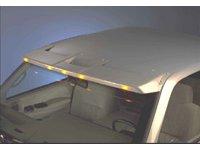 Dodge ram pickup fiberglass sunvisor-lighted