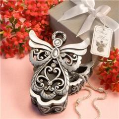 Angel Design Keepsake Box Favour