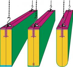 Сeilings Baffles and Free Hanging Screens
